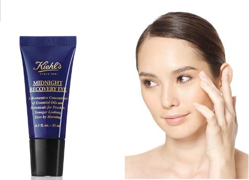 kiehls eye cream 史上第一支專為熬夜族設計的眼霜誕生!