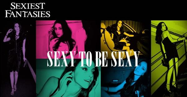 SEXIEST FANTASIES2 不分日夜的性感香氛