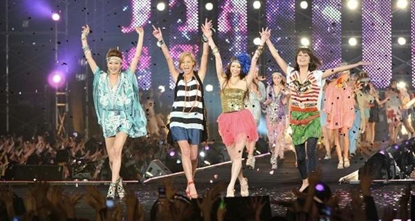 22 《Super Girls Festa》最強時尚盛典移師台灣