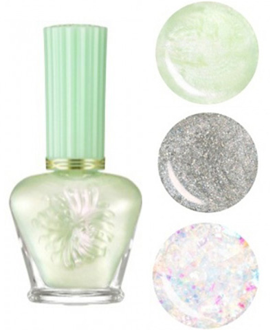 Paul Joe Summer 2012 Nail Enamel Paul & Joe 2012 夏限量 仲夏夜精靈 魔法上市