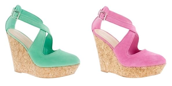 %E7%B6%A0%E7%B2%89 [ 平價時尚 ] 從女鞋看J crew富饒童趣的品牌精神