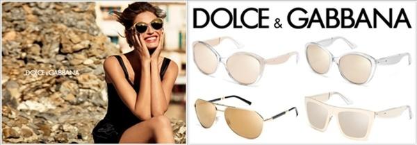 DG 2012 春夏必備的五款太陽眼鏡