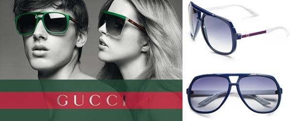 G 2012 春夏必備的五款太陽眼鏡