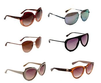 MBMJ 2012 春夏必備的五款太陽眼鏡