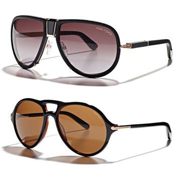 T 2012 春夏必備的五款太陽眼鏡