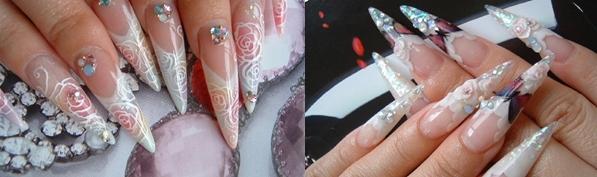 新娘系 指上的水晶魔法