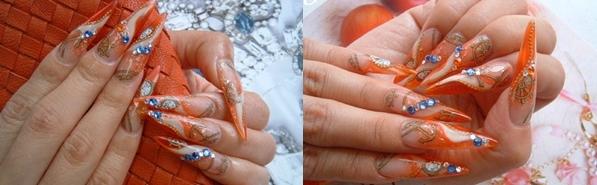 時尚系 指上的水晶魔法
