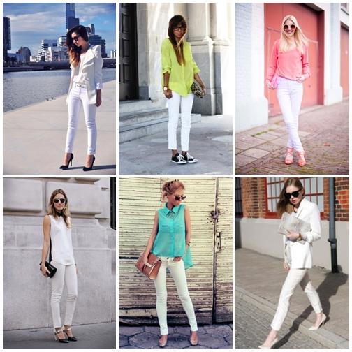 白褲 2012 最適合妳的褲款是什麼?
