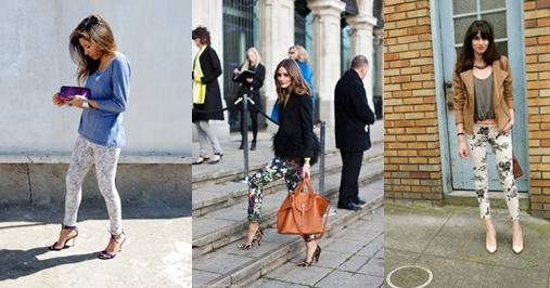 花褲 2012 最適合妳的褲款是什麼?