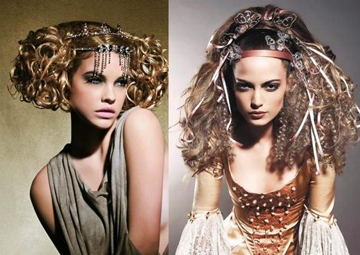 AZ2 Alexandre Zouari 的春夏髮上風情