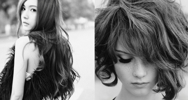 beautiful black black and whit black and white blond Favim horz1 水感髮絲的關鍵  你的頭皮護理做對了嗎?